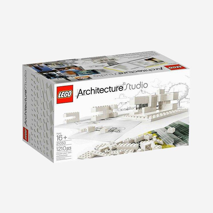 Архитекторы тестируют новый конструктор LEGO Architecture Studio. Изображение № 2.
