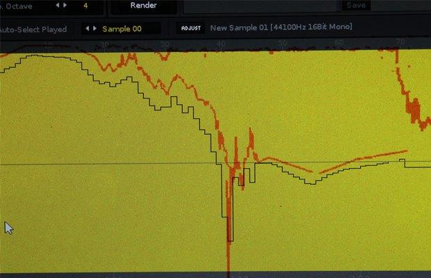 Колебания фондового рынка превратили в музыку. Изображение № 1.