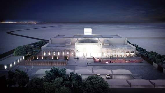 Новые музеи современного искусства: Рим, Катар и Тель-Авив. Изображение №13.