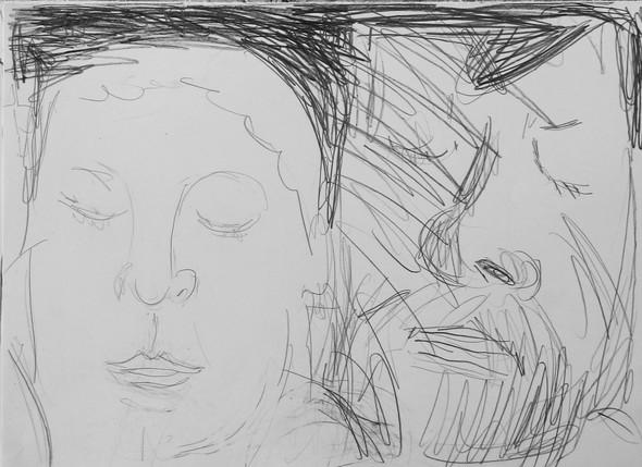Победители конкурса «Черно-белые портреты». Изображение № 16.