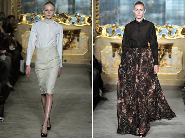 Показы Milan Fashion Week FW 2012: День 3. Изображение № 6.