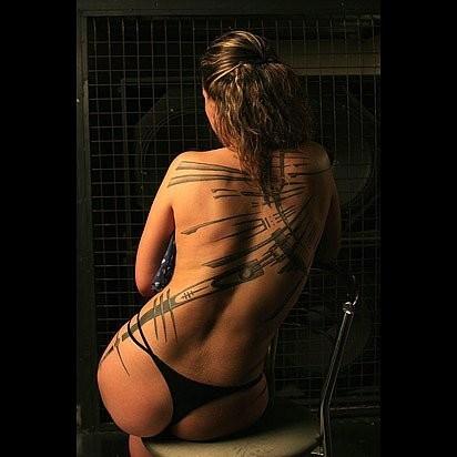 Татуировки в стиле Иннормизма. Изображение № 14.