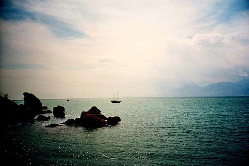 Изображение 8. Море и небо-два символа бесконечности.. Изображение № 8.