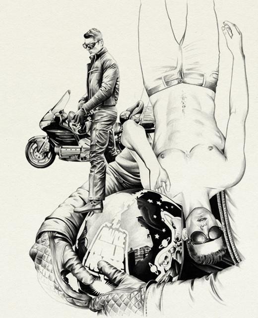 Изображение 12. Иллюстратор Ricardo Fumanal.. Изображение № 12.