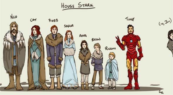 Зима близко: Главные мемы из «Игры престолов». Изображение № 16.