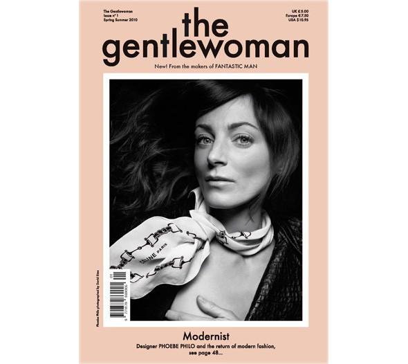 Кое-что новое: Gentlewoman, H&M, Zara и Topshop. Изображение № 1.