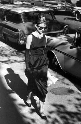 Одри Хепберн в фильме «Завтрак у Тиффани». Изображение № 36.