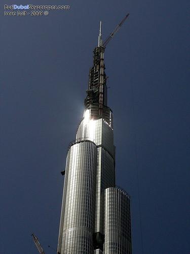 Дубайская башня- гигантский сталагмит. Изображение № 8.