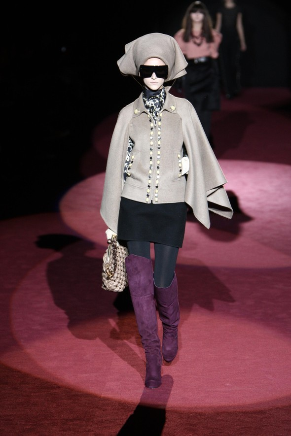 Marc Jacobs fall winter 2009–2010. Изображение № 66.