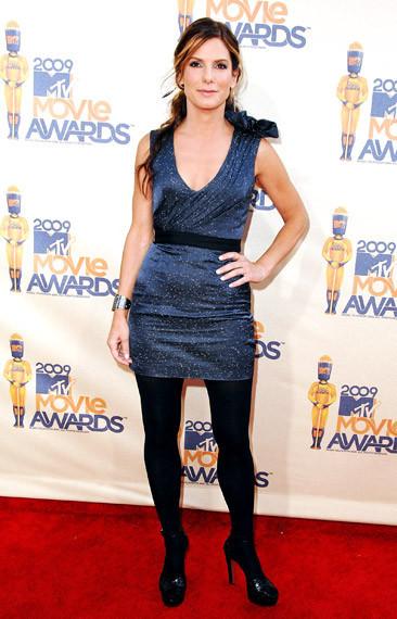 Наряды сMTV Movie Awards 2009. Изображение № 31.