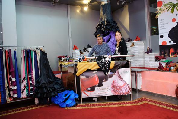 1-й Российский фестиваль фламенко. Изображение № 3.