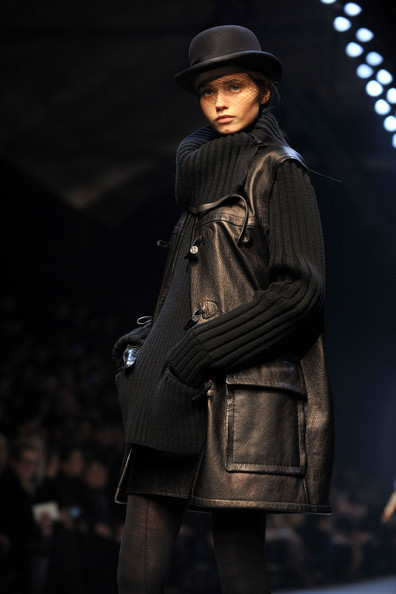 Jean Paul Gaultier for Hermes (fall-winter 2010). Изображение № 14.