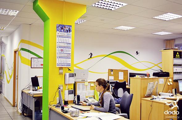 Оформление офиса компании Fischer. Изображение № 10.