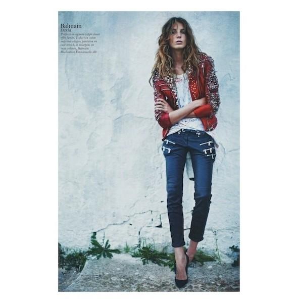 Изображение 51. Съемки: Harper's Bazaar, Industrie, Vogue и другие.. Изображение № 98.