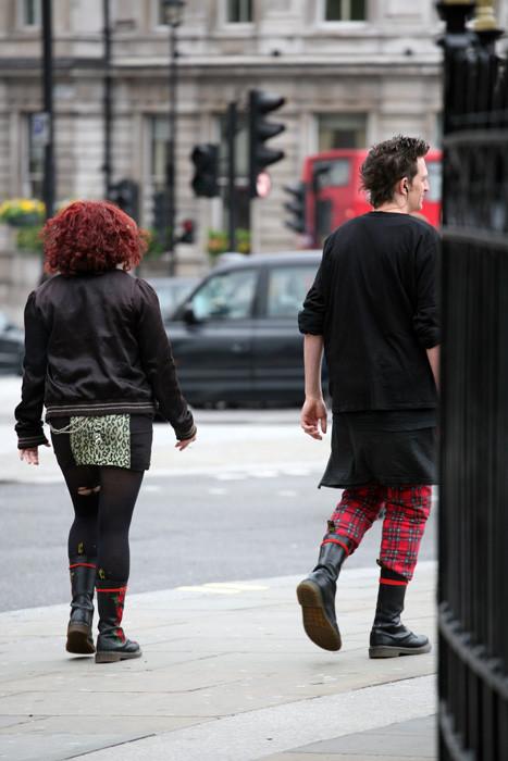 Street fashion Англия. Изображение № 1.