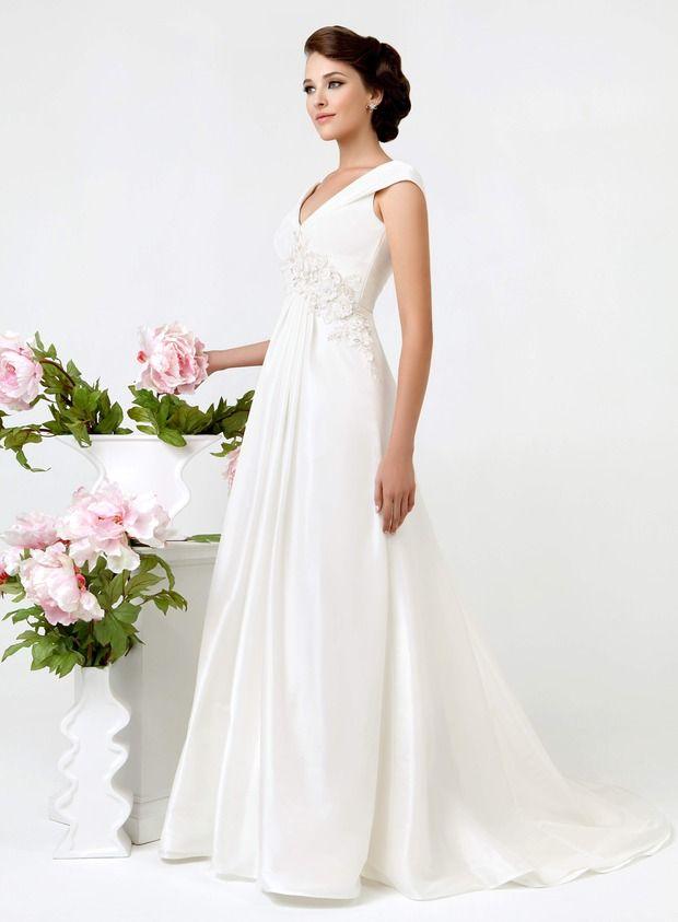 Свадебная Коллекция  от дизайнера Татьяна Каплун-Kookla 2013 ( Simple White ). Изображение №18.