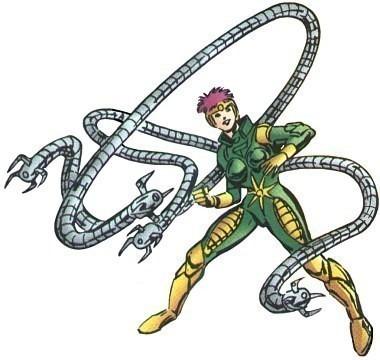 9 супергероинь излодеек комиксов. Изображение № 7.