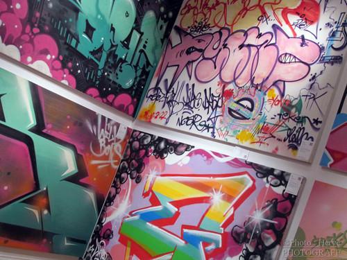 Граффити-аукцион. Изображение № 31.