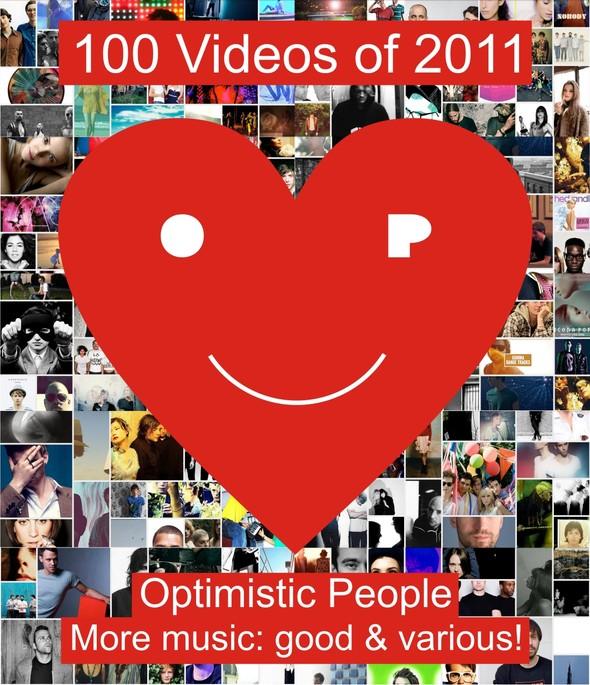 100 лучших клипов 2011 года. Изображение № 1.