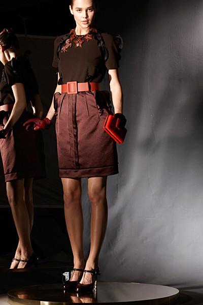 Лукбук: Lanvin Pre Fall-2012. Женская коллекция. Изображение № 9.