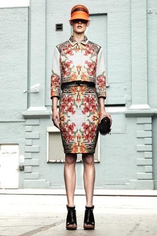 Изображение 30. Лукбуки Resort 2012: Givenchy, Lanvin.. Изображение № 30.