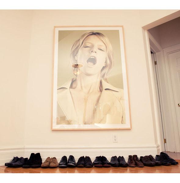 Обувь Джона Герхардта, креативного директора Holt Renfrew. Изображение № 6.