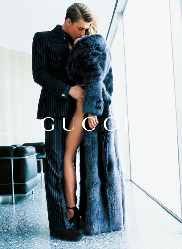 Архивная съёмка: Кампания Gucci FW 1996. Изображение № 7.
