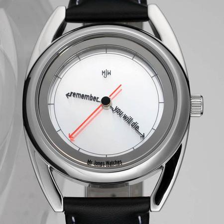 Наручные часы Memento Mori. Изображение № 1.