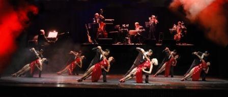 В ноябре в ТКЗ Мир пройдут концерты Густаво Руссо и его труппы. Изображение № 1.