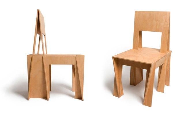 Болгарские дизайнеры создают мебель-головоломку. Изображение № 7.