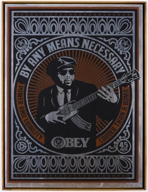 OBEY. Плакаты. Изображение № 6.