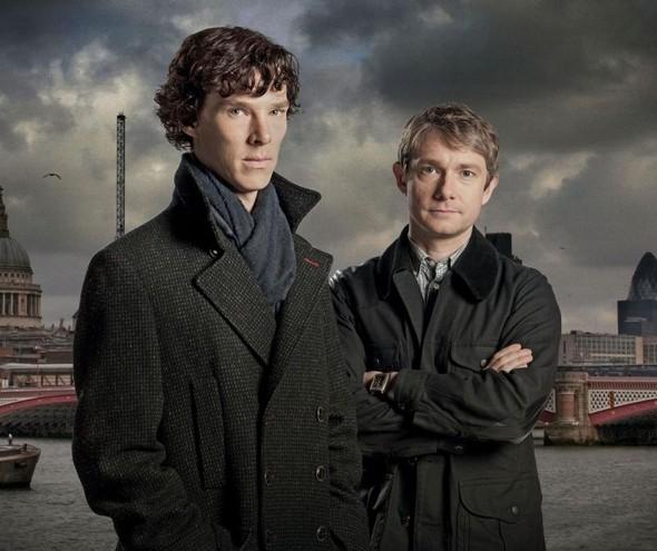 «Шерлок»: найдётся всё. Изображение № 1.