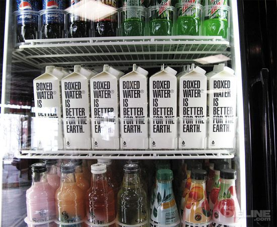 Boxed Water isBetter!. Изображение № 3.
