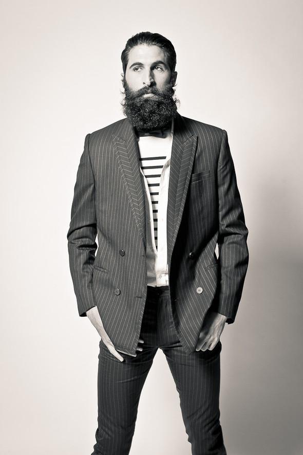 Лукбук: Jean Paul Gaultier SS 2012 Men's. Изображение № 17.
