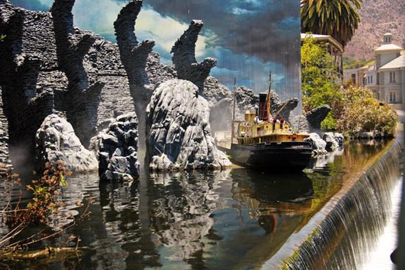Засценой Universal Studio. Изображение № 7.