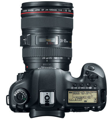 Canon EOS 5D Mark III. Изображение № 4.