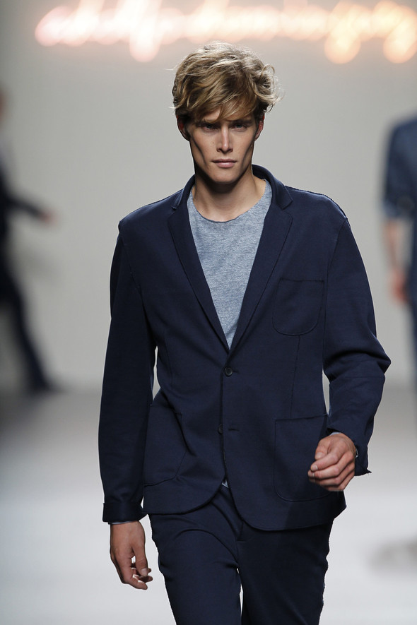 Madrid Fashion Week SS 2012: Adolfo Dominguez. Изображение № 15.