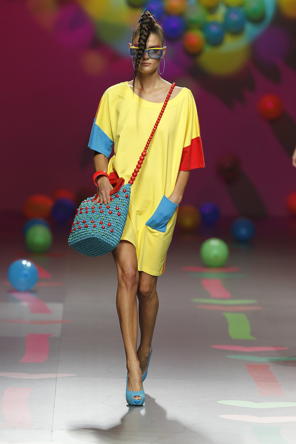 Madrid Fashion Week SS 2012: Agatha Ruiz de la Prada. Изображение № 1.