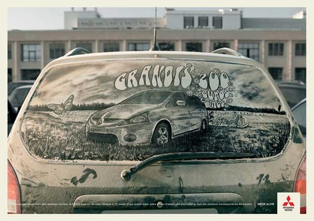 Scott Wade's Dirty Car Art. Изображение № 5.
