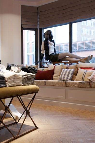 Новый флагманский бутик Tommy Hilfiger в Лондоне. Изображение № 3.