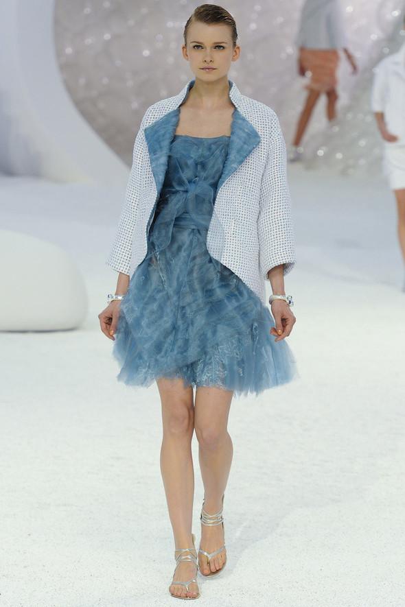 Chanel на Парижской неделе моды. Изображение № 22.