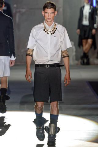 Неделя мужской моды в Милане: День 4. Изображение № 10.