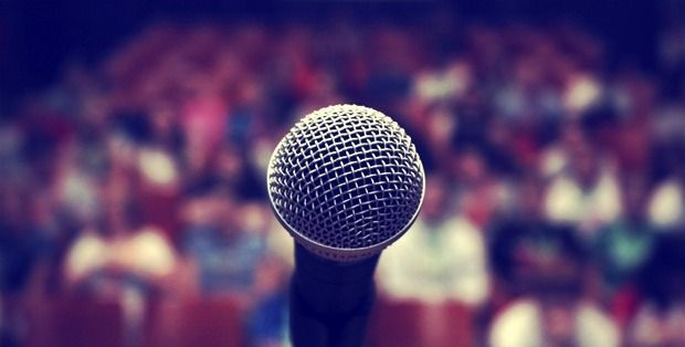 Уникальный семинар «Искусство публичной речи». Изображение № 1.