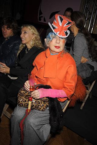 Анна Пьяджи. Модный гардероб. Изображение № 9.