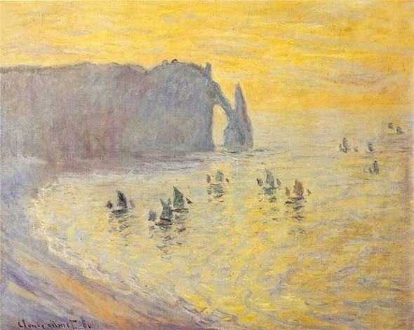 Клод Моне : флагман импрессионизма. Изображение № 42.