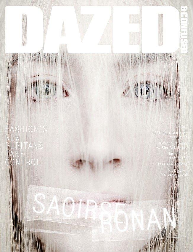Вышли новые обложки Dazed & Confused, Lula и Vogue. Изображение № 4.