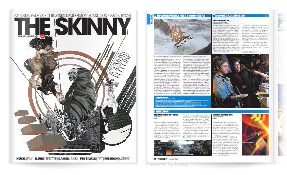 Лучшие журналы месяца наissuu. com. Изображение № 56.