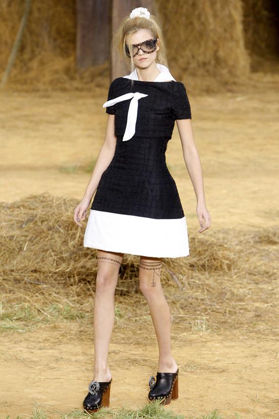 Chanel: Ходячие рекламы. Изображение № 15.