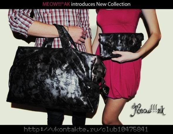 MEOW bags. Изображение № 3.