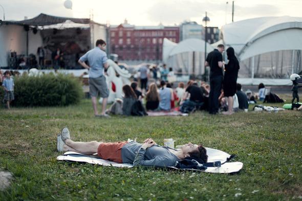 Люди на фестивале «10 молодых музыкантов»: Как это было . Изображение № 10.